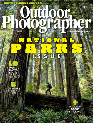 Outdoor Photographer Jul 2019