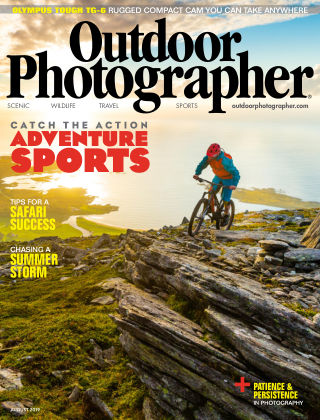 Outdoor Photographer Aug 2019