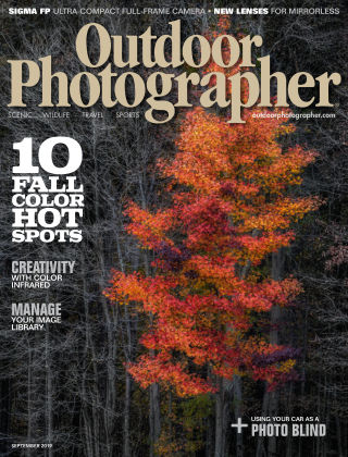 Outdoor Photographer Sep 2019