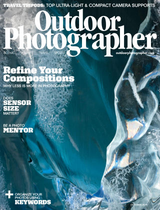 Outdoor Photographer Oct 2019