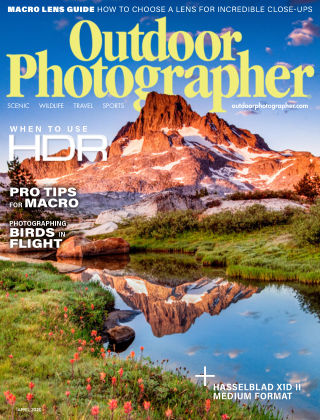 Outdoor Photographer Apr 2020