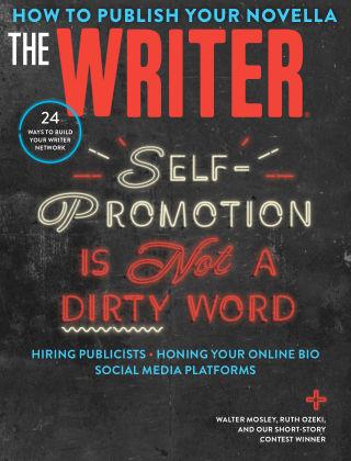The Writer Mar 2017