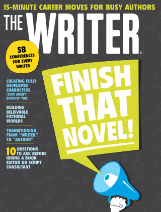 The Writer Jul 2017