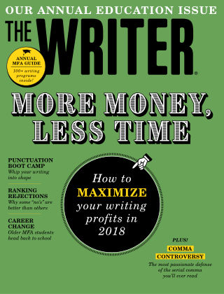 The Writer Dec 2017