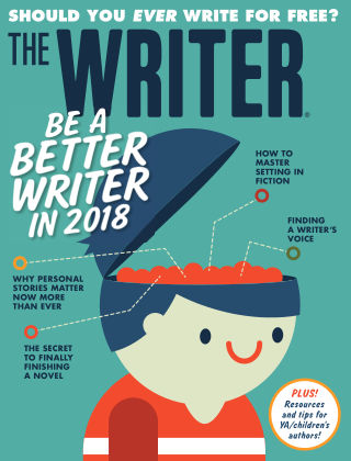 The Writer Jan 2018