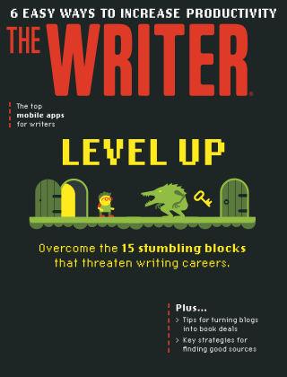 The Writer Mar 2018