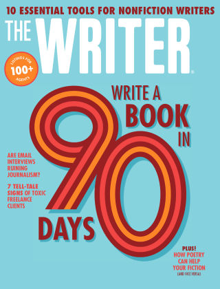 The Writer Apr 2018