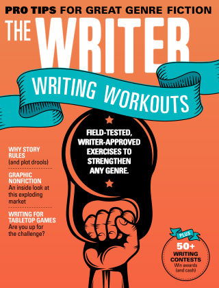 The Writer May 2018