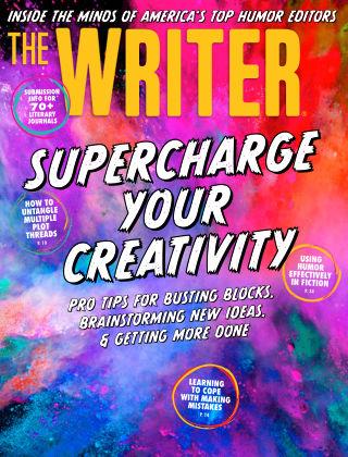 The Writer Jun 2018