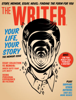 The Writer Aug 2018
