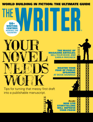 The Writer Sep 2018