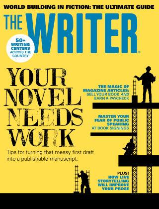 The Writer Sep 2018