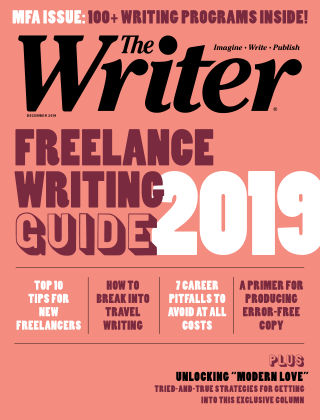 The Writer Dec 2018