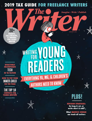 The Writer Jan 2019