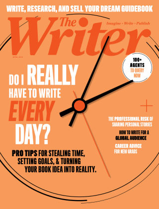 The Writer Apr 2019