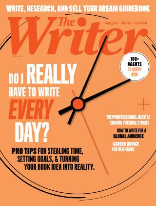 The Writer Apr 2019