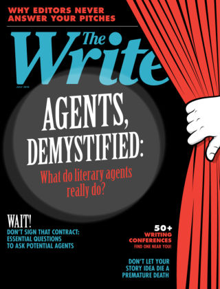 The Writer Jul 2019
