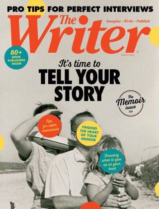 The Writer Aug 2019