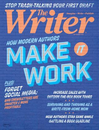 The Writer Sep 2019