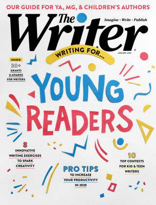 The Writer Jan 2020