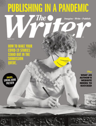 The Writer March 2021