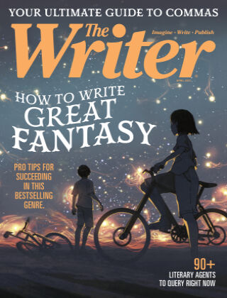 The Writer April 2021