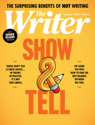 The Writer July 2021