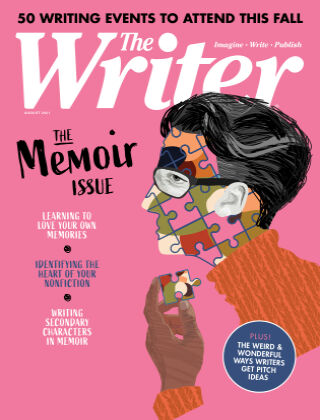 The Writer August 2021