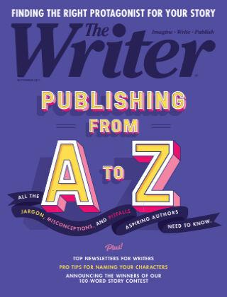 The Writer September 2021