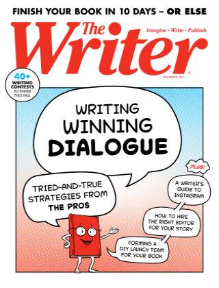 The Writer November 2021