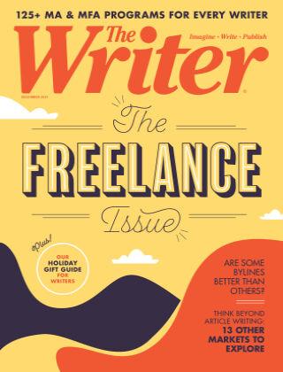 The Writer December 2021