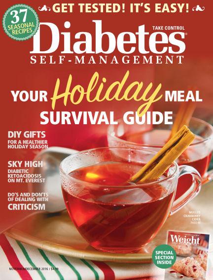 Diabetes Self-Management November 17, 2016 00:00
