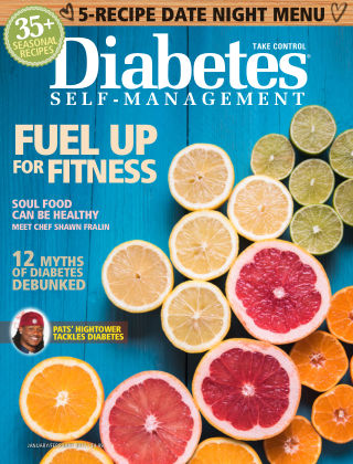Diabetes Self-Management Jan-Feb 2017
