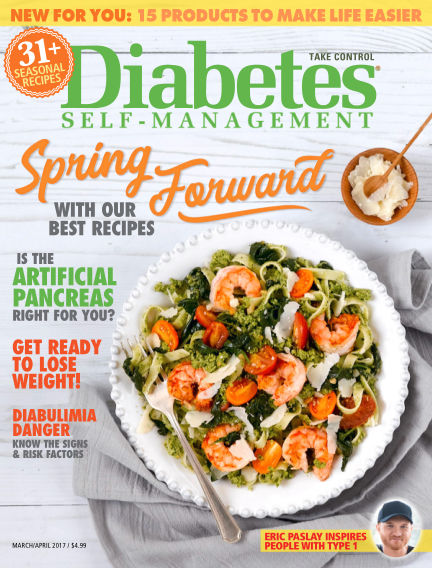 Diabetes Self-Management February 11, 2017 00:00