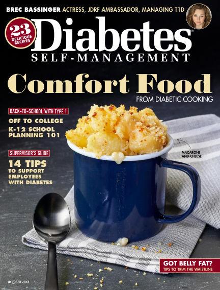 Diabetes Self-Management August 11, 2018 00:00
