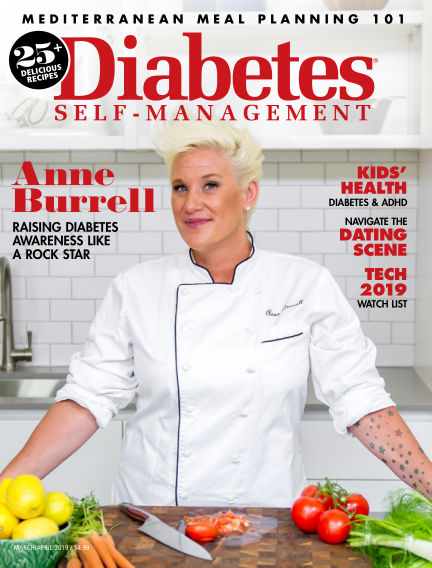 Diabetes Self-Management February 08, 2019 00:00
