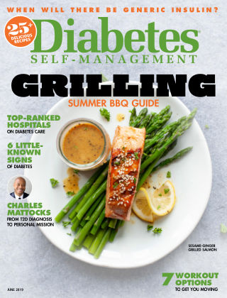 Diabetes Self-Management May-Jun 2019