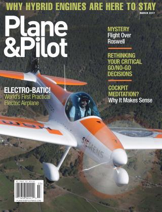 Plane & Pilot Mar 2017