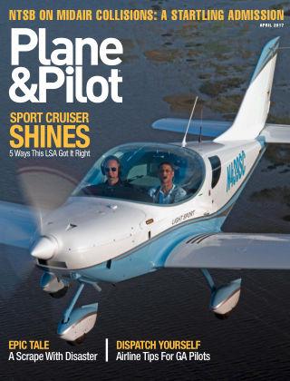 Plane & Pilot Apr 2017