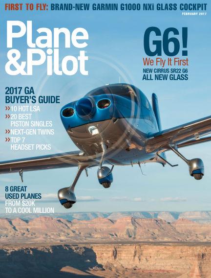 Plane & Pilot December 30, 2016 00:00
