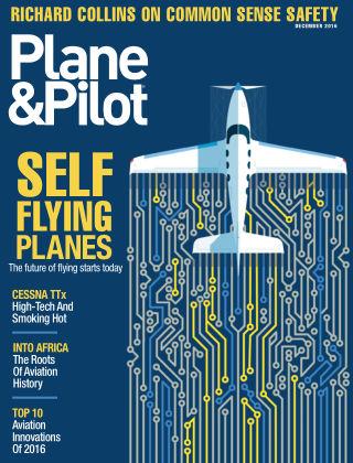 Plane & Pilot Dec 2016