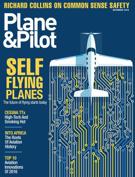 Plane & Pilot November 12, 2016 00:00