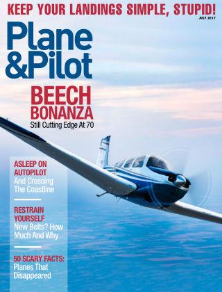 Plane & Pilot Jul 2017
