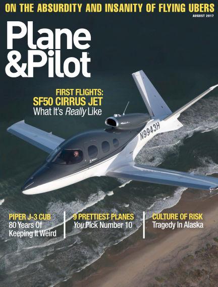 Plane & Pilot July 01, 2017 00:00