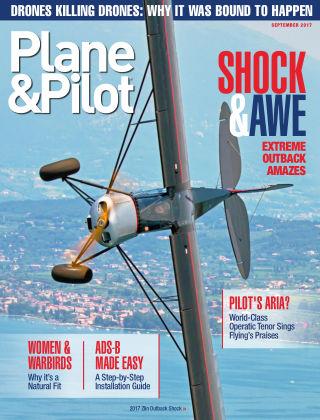Plane & Pilot Sep 2017