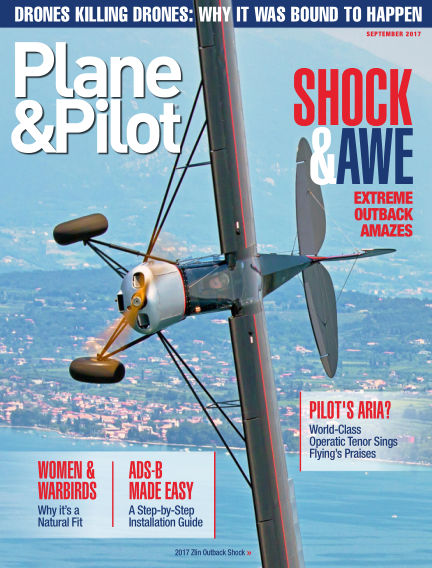 Plane & Pilot July 29, 2017 00:00