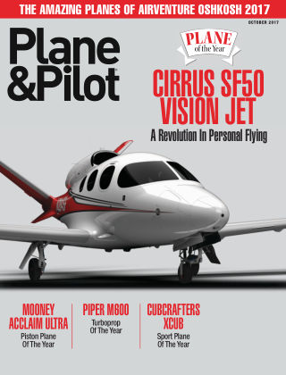 Plane & Pilot Oct 2017