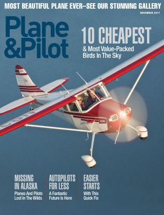 Plane & Pilot Nov 2017