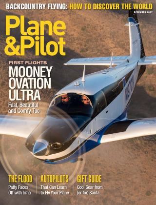 Plane & Pilot Dec 2017