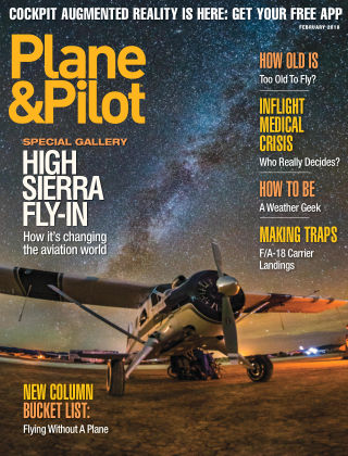 Plane & Pilot Jan-Feb 2018